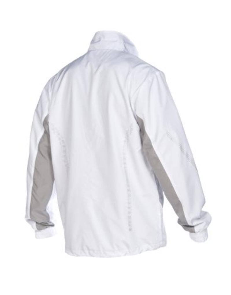 Arena Arena TL Warm Up Jacket white-grey