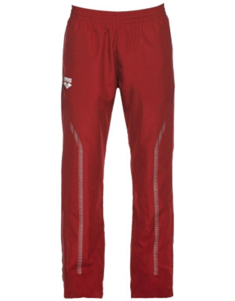 Arena Arena TL Warm Up Pant red
