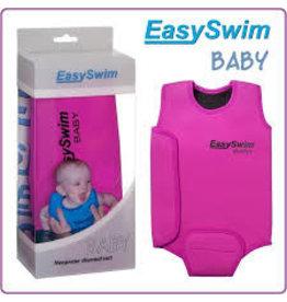 Overige merken Easy Swim warmhoudpakje - baby - roze