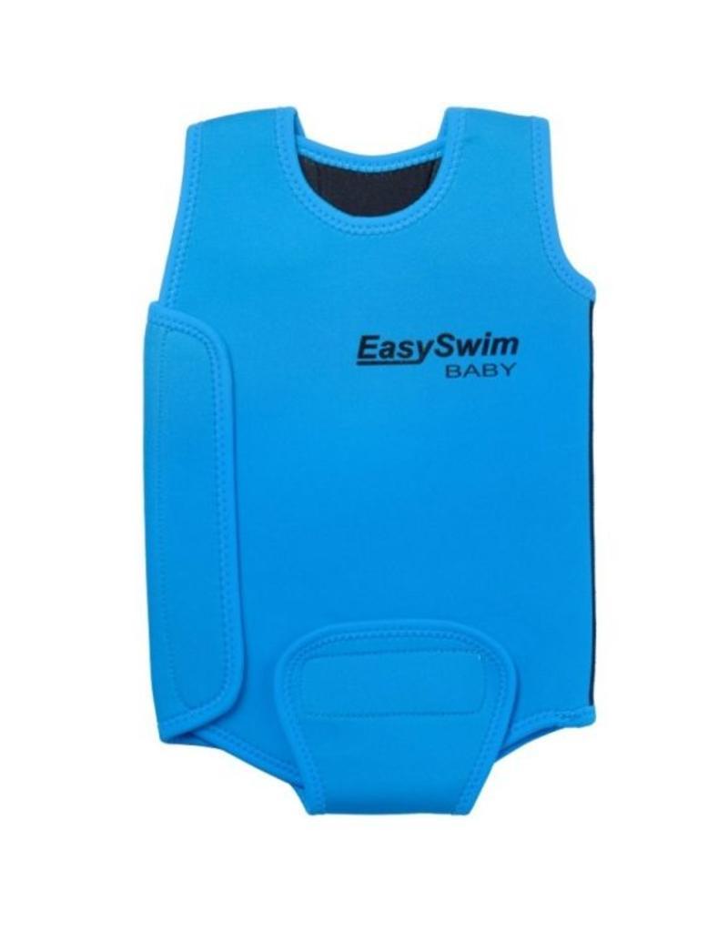 Overige merken Easy Swim warmhoudpakje - baby - blauw