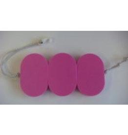 Overige merken Zwemkurkje 3-slags - roze
