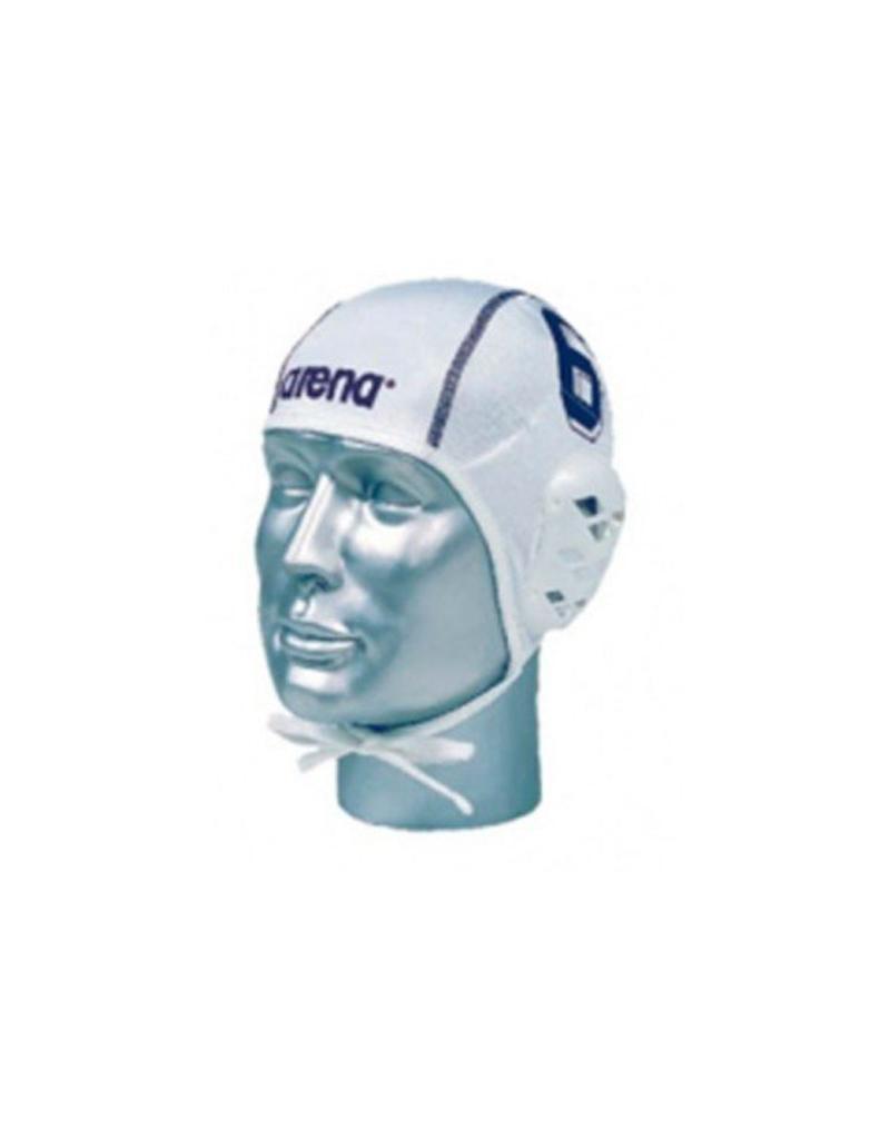 Arena Arena Water Polo Cap 1-15 Fina + Len white/red