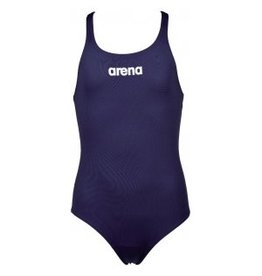 Arena Arena Solid Swim pro Junior badpak Navy-White