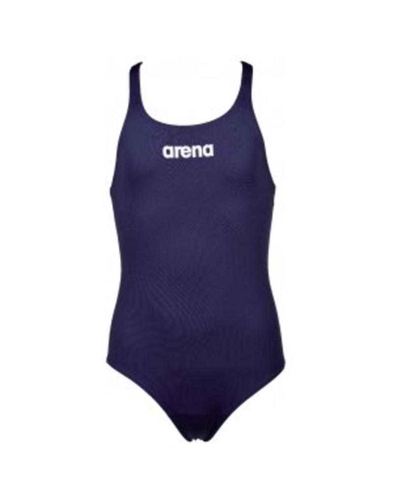 Arena Arena Solid Swim pro Junior badpak Navy-White