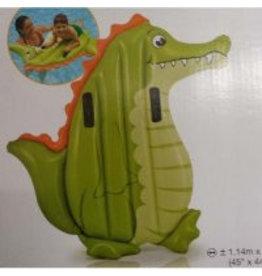 Overige merken Intex Ride on Krokodil