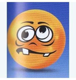 Overige merken Bal PVC Funny Face - 23 cm