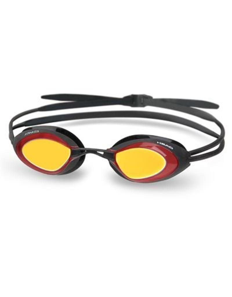 Overige merken Head Stealth zwembril (spiegelglas) - Red