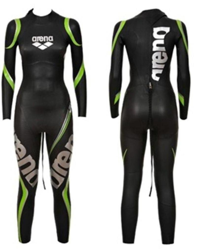 Arena Arena Wetsuit Carbon Womens