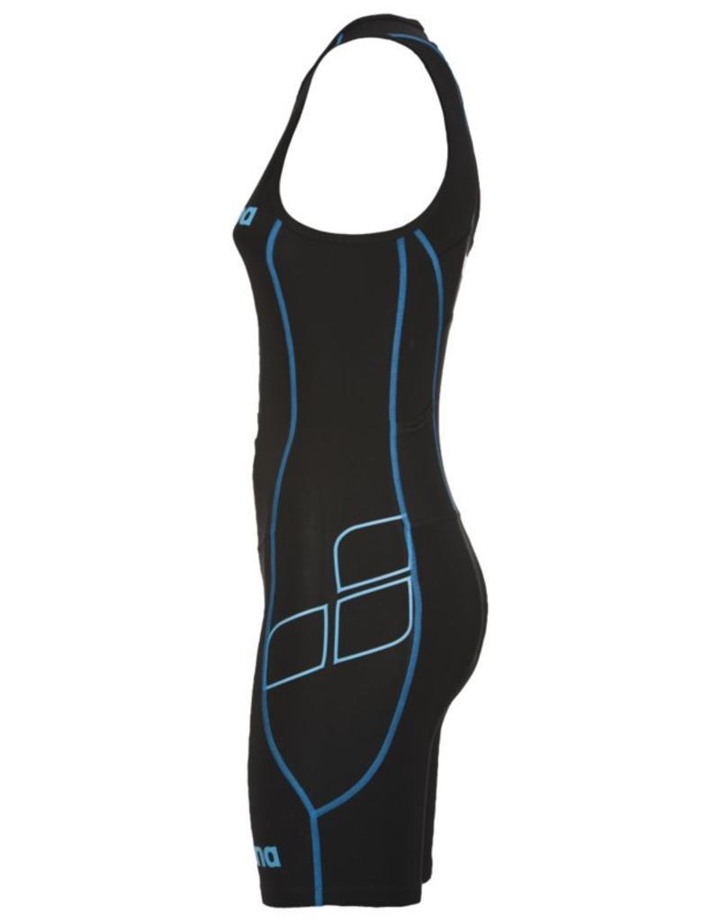 Arena Arena Trisuit ST Womens Black-Turquoise