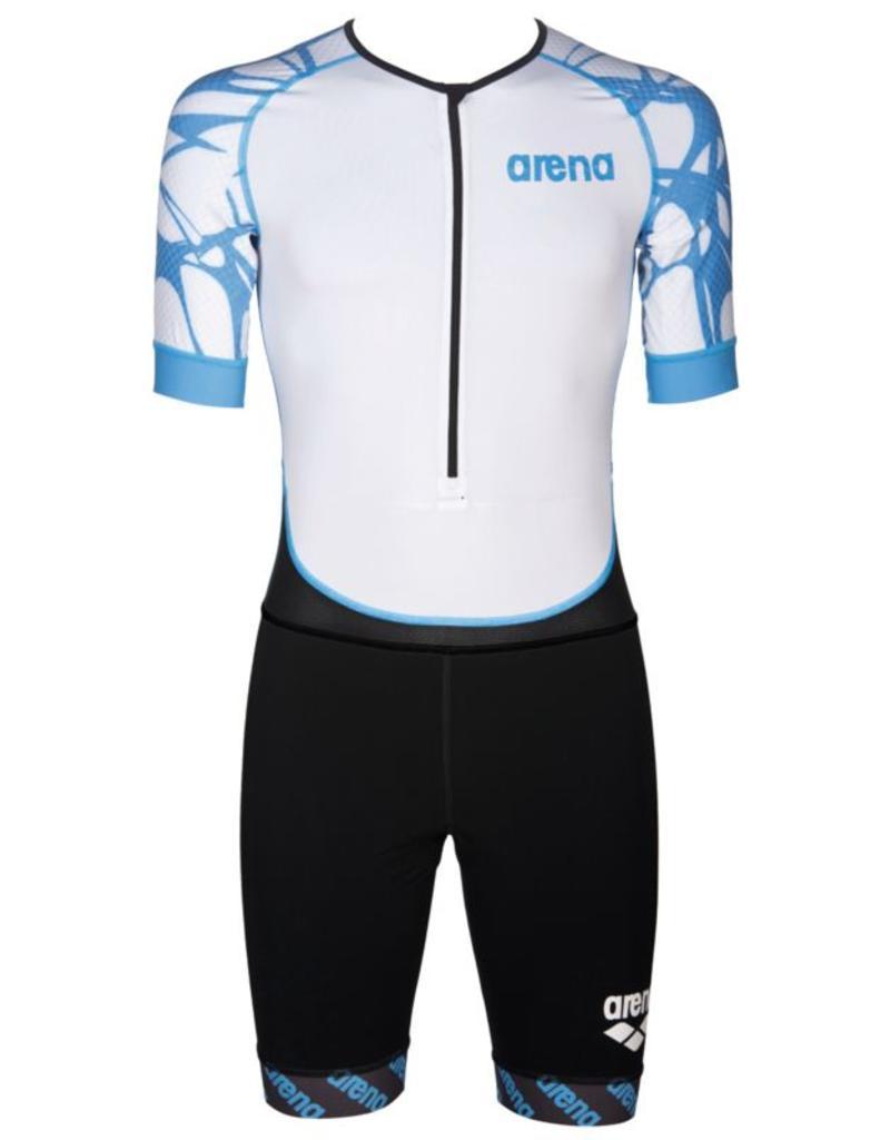 Arena Arena Trisuit Aero Mens Black-White-Blue