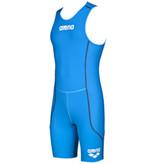 Arena Arena Trisuit ST Rear Zip Mens Brilliant-Blue
