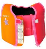 Overige merken Floating Jacket oranje-roze