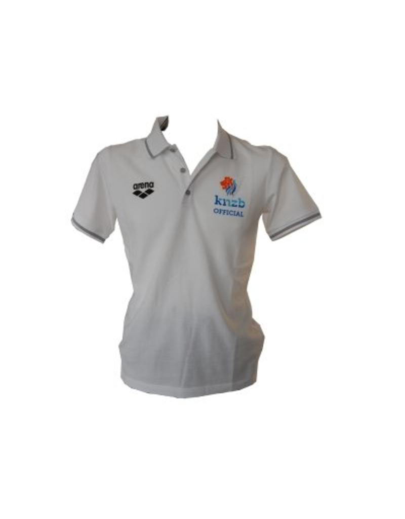 Arena witte Arena Official polo (Referee)