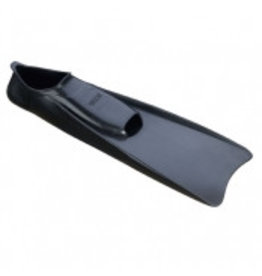 Overige merken Zwemvliezen rubber - zwart