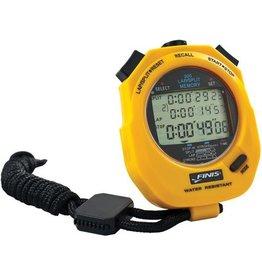 Finis  Finis 3x100M Stopwatch  - geel