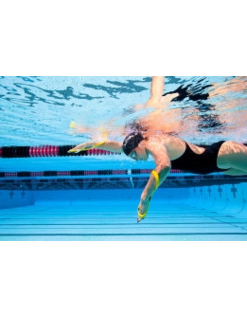 Finis  Forearm Fulcrum - geel