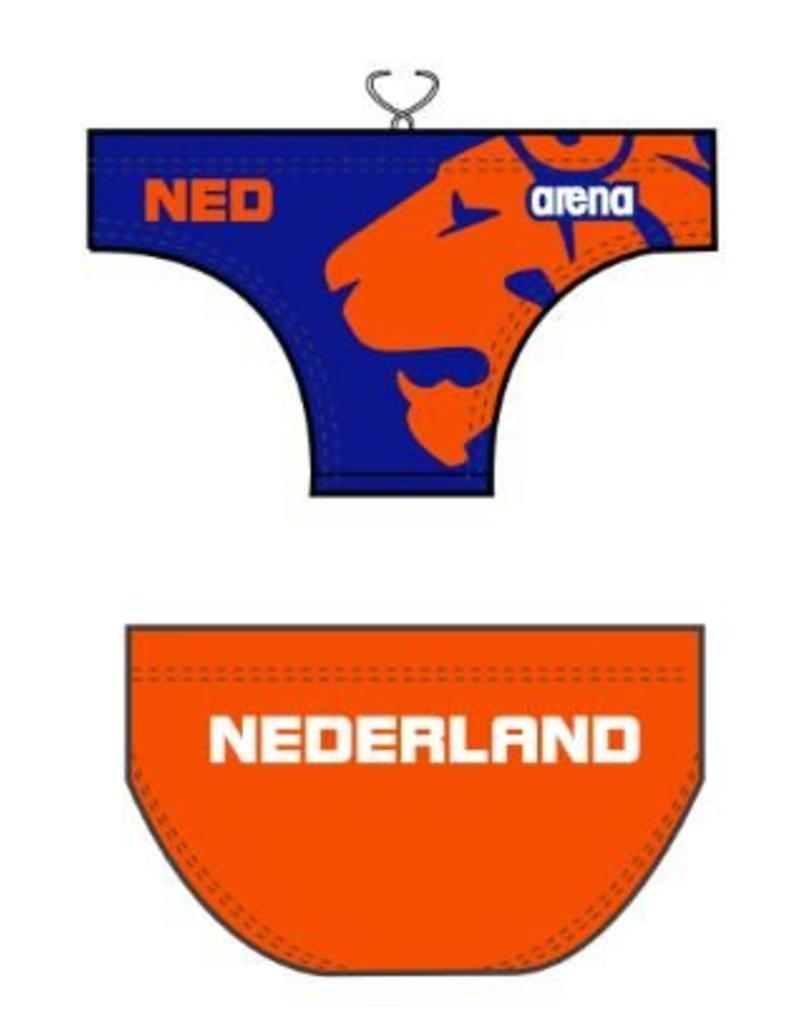 Arena Arena waterpolozwembroek Replica Nederland