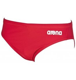 Arena Arena Solid Brief Red