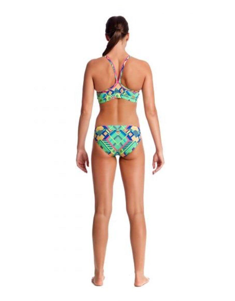 Funkita / Funky Trunks Funkita Diamond fire Sports bikini set dames
