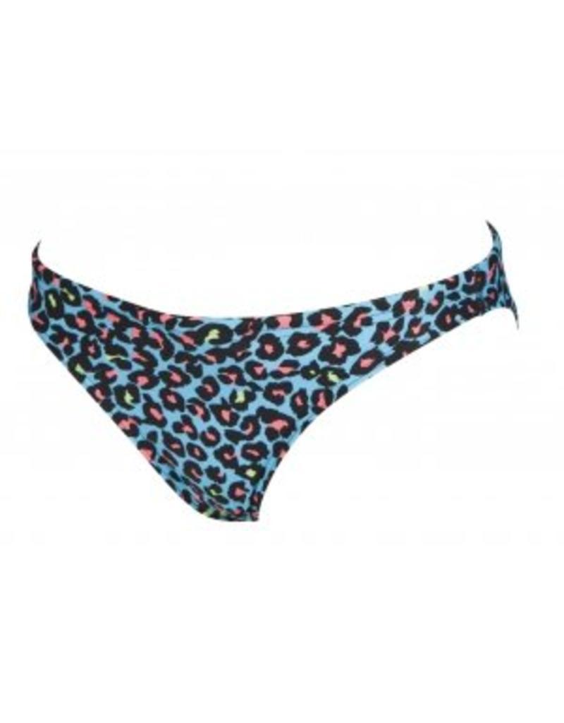 Arena Arena Real Brief bikini broekje Turquoise - Maat M