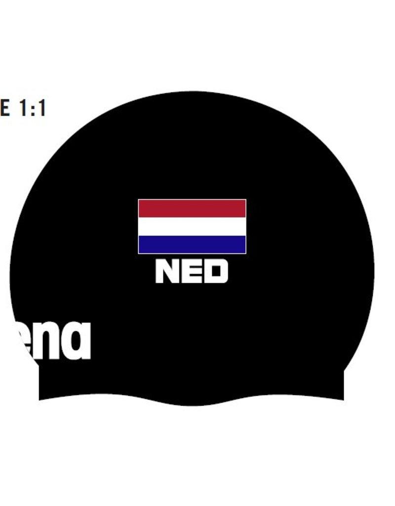 Arena Arena  Nederland badmuts met naam