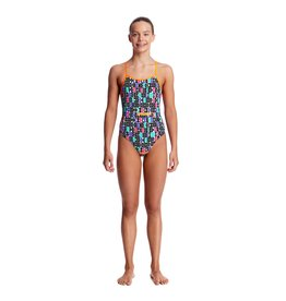 Funkita / Funky Trunks Funkita badpak Secret - Jr