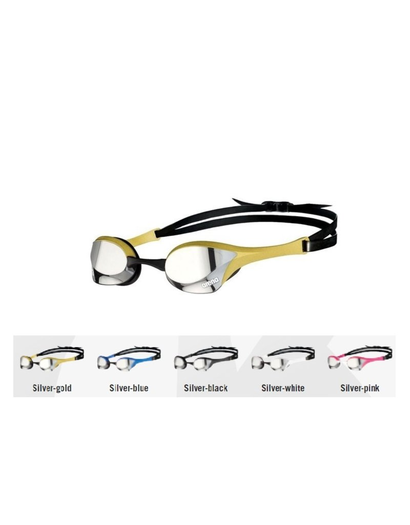 online sale lace up in differently Arena Cobra Ultra Swipe Mirror goggle