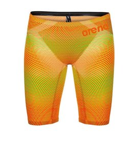 Arena Arena M Carbon Air jammer Yellow