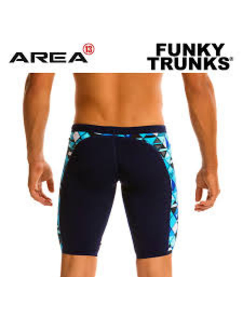 Funkita / Funky Trunks Funkita Blue Steel jammer