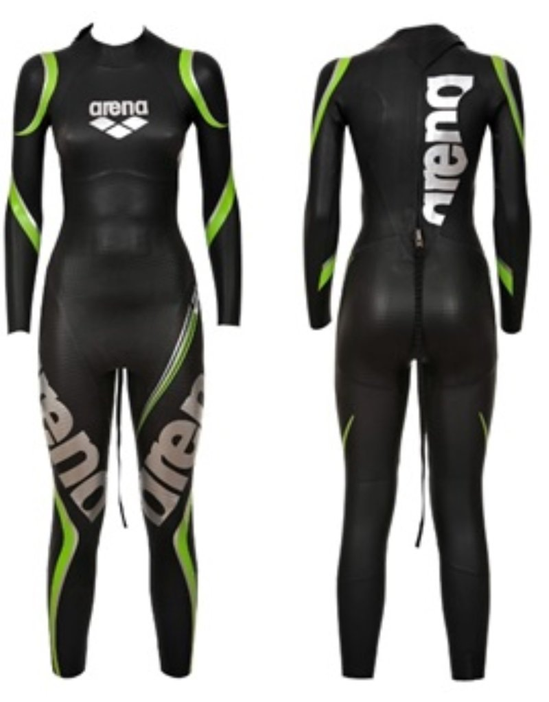 Arena Areena Carbon wetsuit dames