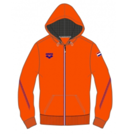 Arena Arena Hooded Nederland jacket orange
