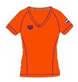 Arena Arena Nederland shirt - damesvariant