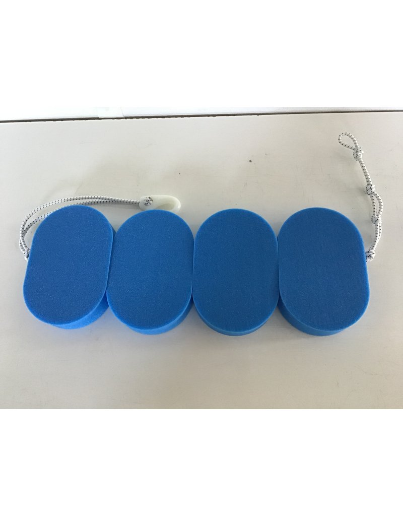 Overige merken Zwemkurkje 4-slags - blauw