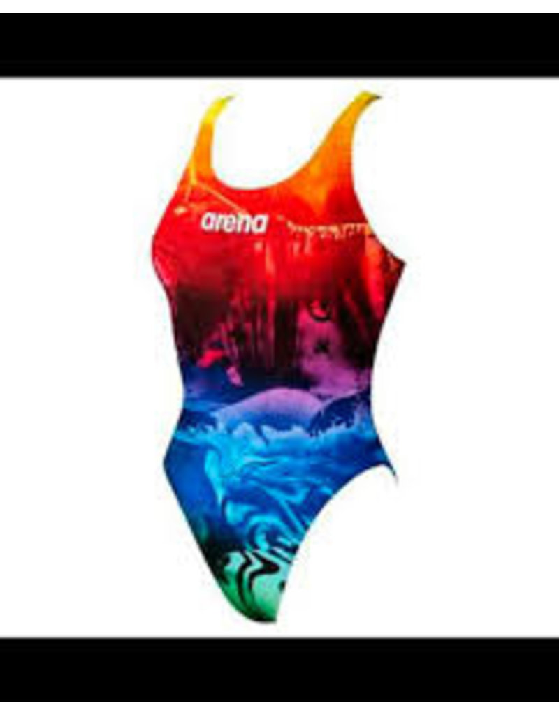 Arena Arena Swim Tech High Phantasy Free Style Badpak