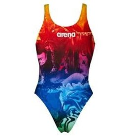 Arena Arena Swim Tech High Phantasy Free Style Badpak