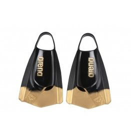Arena Arena Powerfin Pro Black - Gold