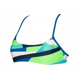 Arena Arena Bandeau Play Bali Green