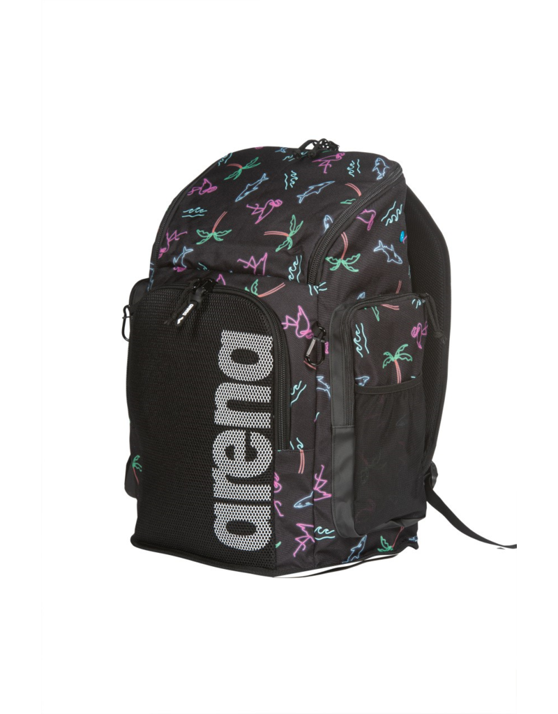Arena Arena Team 45 Backpack Neon Light Black