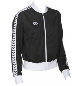 Arena Arena W Relax Iv Team Jacket black-white-black