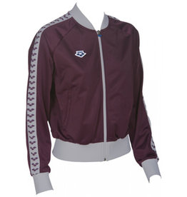 Arena Arena W Relax Iv Team Jacket red-wine