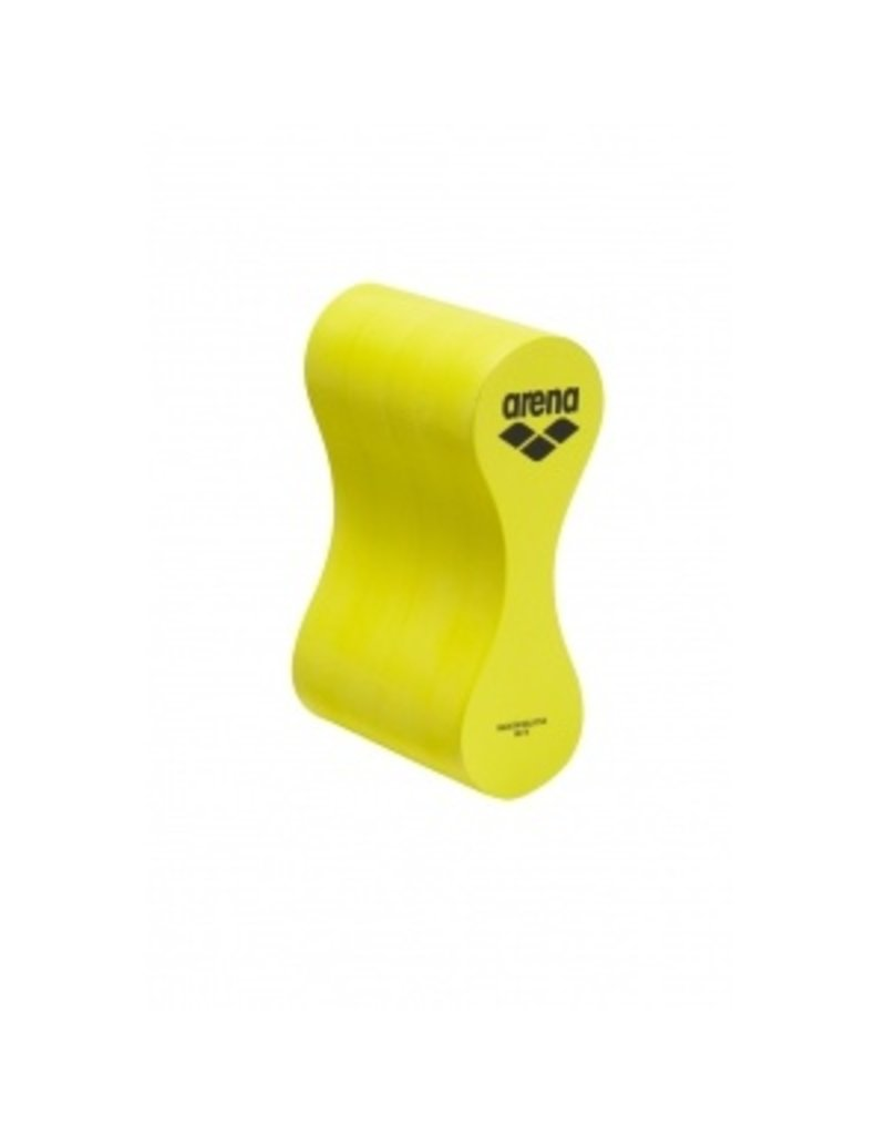 Arena Arena Club Kit Pull Buoy Neon Yellow