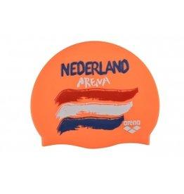 Arena Arena Nederland - oranje badmuts