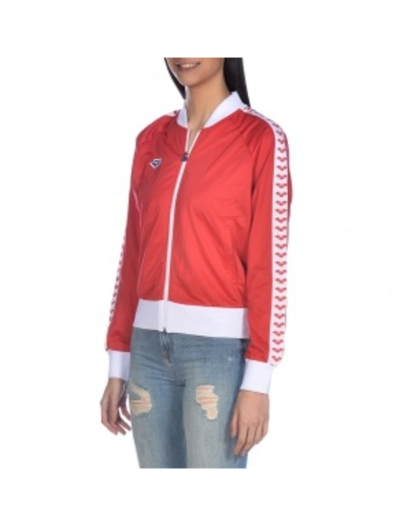 Arena Arena W Relax Iv Team Jacket red