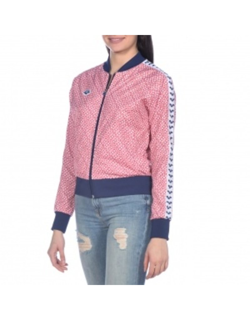 Arena Arena W Relax Iv Team Jacket red - nvay
