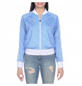 Arena Arena W Relax Iv Team Jacket Diamonds White