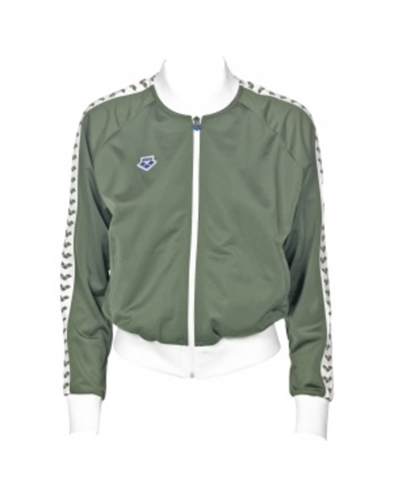 Arena Arena W Relax Iv Team Jacket army groen