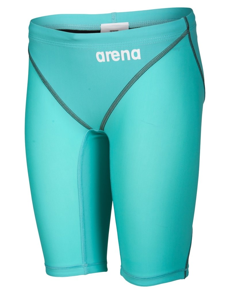 Arena Arena Powerskin ST 2.0 Jammer Lime - NEW! Aquamarine - JUNIOR