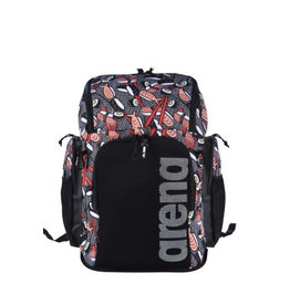 Arena Arena Team Backpack Allover Sushi