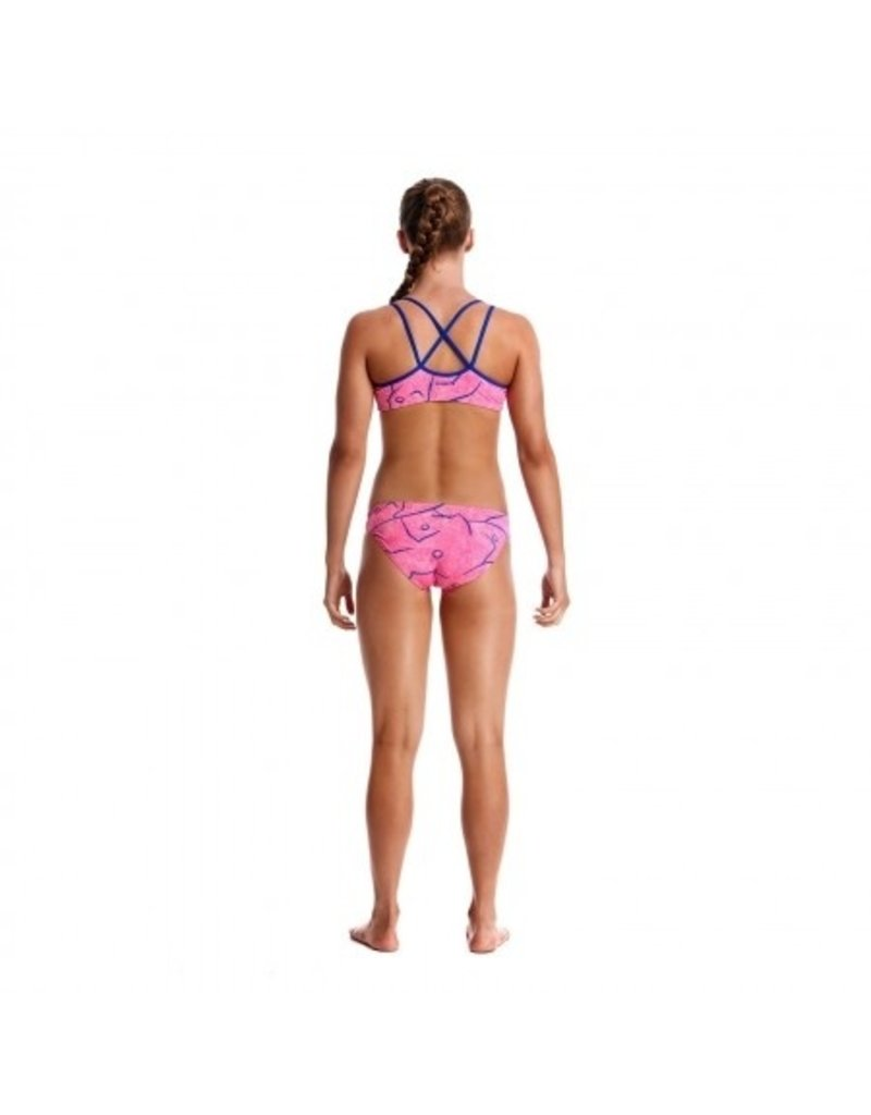 Funkita / Funky Trunks Funkita Rock Salt bikini - Jr