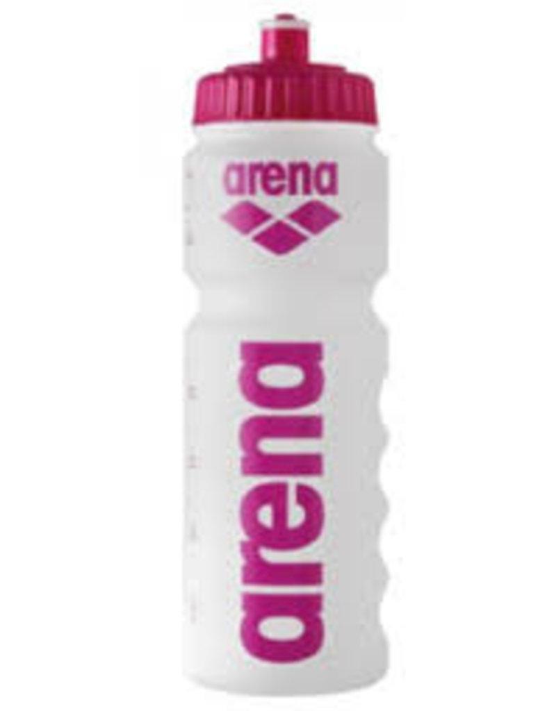 Arena Arena Bidon Wit/Roze